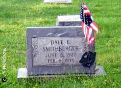 SMITHBERGER, DALE E. - Washington County, Ohio | DALE E. SMITHBERGER - Ohio Gravestone Photos
