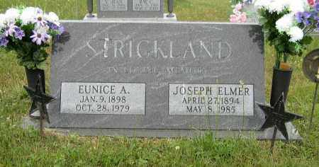 MCCOY STRICKLAND, EUNICE - Washington County, Ohio | EUNICE MCCOY STRICKLAND - Ohio Gravestone Photos