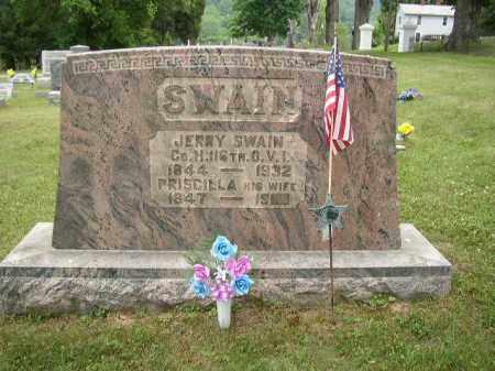 SWAIN, PRISCILLA - Washington County, Ohio | PRISCILLA SWAIN - Ohio Gravestone Photos
