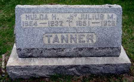 TANNER, HULDAH H. - Washington County, Ohio | HULDAH H. TANNER - Ohio Gravestone Photos