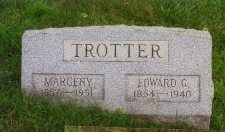 TROTTER, MARGERY - Washington County, Ohio | MARGERY TROTTER - Ohio Gravestone Photos