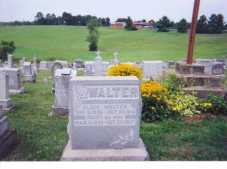 WALTER, MARY A - Washington County, Ohio | MARY A WALTER - Ohio Gravestone Photos