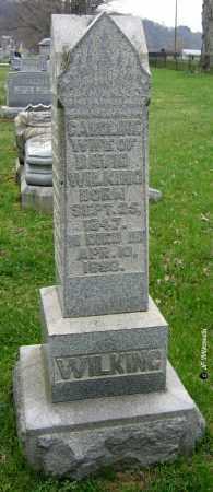 WILKING, CAROLINE - Washington County, Ohio | CAROLINE WILKING - Ohio Gravestone Photos