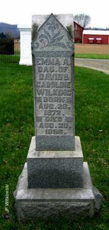 WILKING, EMMA A. - Washington County, Ohio | EMMA A. WILKING - Ohio Gravestone Photos