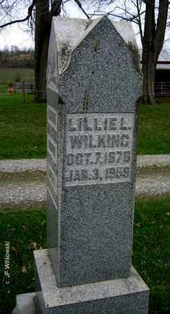 WILKING, LILLIE L. - Washington County, Ohio | LILLIE L. WILKING - Ohio Gravestone Photos