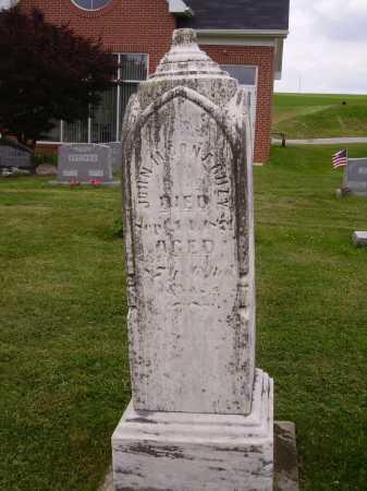 MCCONAGHLY, JOHN - Wayne County, Ohio | JOHN MCCONAGHLY - Ohio Gravestone Photos