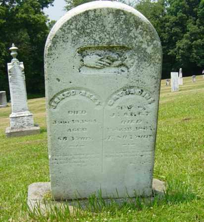 AKEY, JAMES - Wayne County, Ohio | JAMES AKEY - Ohio Gravestone Photos