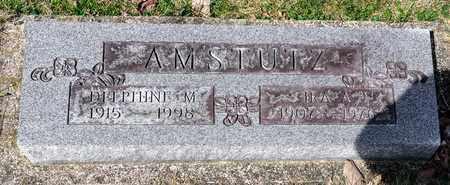 AMSTUTZ, DELPHINE M - Wayne County, Ohio | DELPHINE M AMSTUTZ - Ohio Gravestone Photos