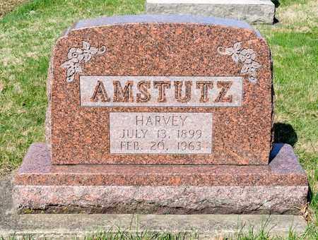 AMSTUTZ, HARVEY - Wayne County, Ohio   HARVEY AMSTUTZ - Ohio Gravestone Photos