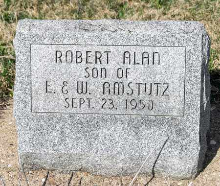 AMSTUTZ, ROBERT ALAN - Wayne County, Ohio   ROBERT ALAN AMSTUTZ - Ohio Gravestone Photos
