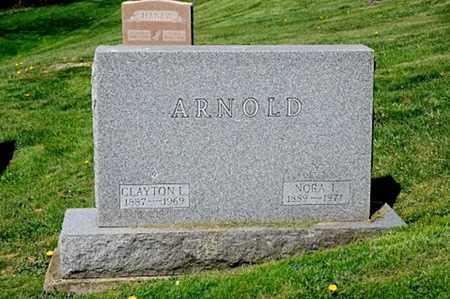 ARNOLD, CLAYTON L. - Wayne County, Ohio   CLAYTON L. ARNOLD - Ohio Gravestone Photos