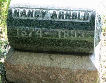 ARNOLD, NANCY - Wayne County, Ohio | NANCY ARNOLD - Ohio Gravestone Photos