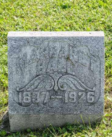 BALE, MARGARET - Wayne County, Ohio | MARGARET BALE - Ohio Gravestone Photos