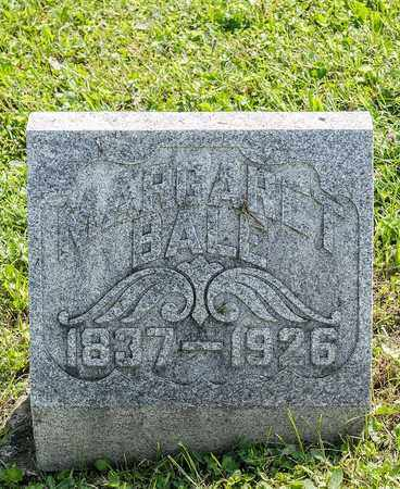 BALE, MARGARET - Wayne County, Ohio | MARGARET BALE - Ohio Gravestone Photos