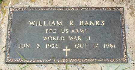 BANKS, WILLIAM R. - Wayne County, Ohio | WILLIAM R. BANKS - Ohio Gravestone Photos