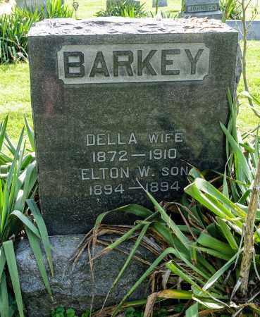 WISNER BARKEY, MAGGIE DELLA - Wayne County, Ohio | MAGGIE DELLA WISNER BARKEY - Ohio Gravestone Photos