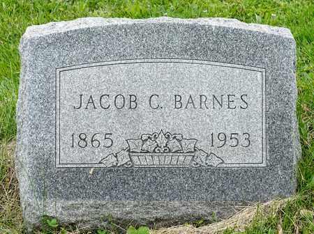 BARNES, JACOB C. - Wayne County, Ohio   JACOB C. BARNES - Ohio Gravestone Photos