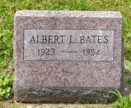 BATES, ALBERT L. - Wayne County, Ohio | ALBERT L. BATES - Ohio Gravestone Photos