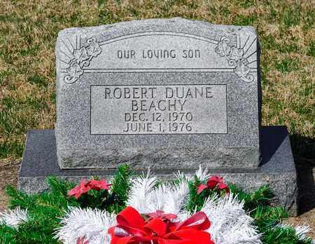 BEACHY, ROBERT DUANE - Wayne County, Ohio | ROBERT DUANE BEACHY - Ohio Gravestone Photos