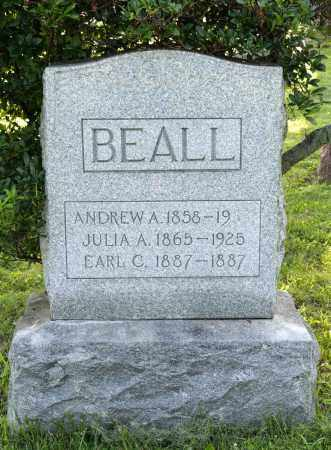 BEALL, EARL C. - Wayne County, Ohio | EARL C. BEALL - Ohio Gravestone Photos