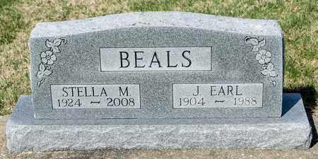 BEALS, STELLA M - Wayne County, Ohio | STELLA M BEALS - Ohio Gravestone Photos