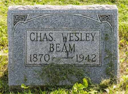 BEAM, CHARLES WESLEY - Wayne County, Ohio | CHARLES WESLEY BEAM - Ohio Gravestone Photos