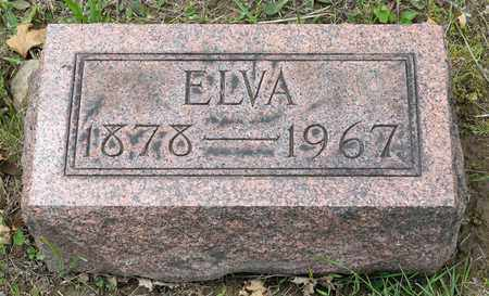 BEAM, ELVA - Wayne County, Ohio | ELVA BEAM - Ohio Gravestone Photos