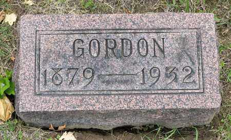 BEAM, GORDON - Wayne County, Ohio | GORDON BEAM - Ohio Gravestone Photos