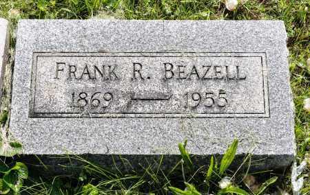 BEAZELL, FRANK R. - Wayne County, Ohio | FRANK R. BEAZELL - Ohio Gravestone Photos