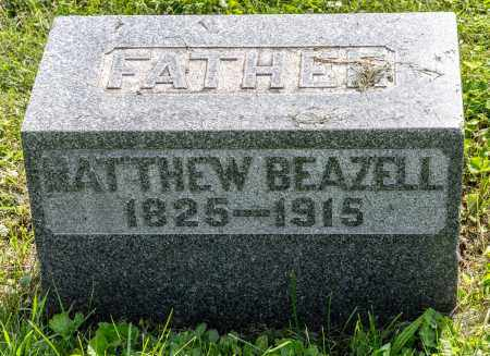 BEAZELL, MATTHEW - Wayne County, Ohio | MATTHEW BEAZELL - Ohio Gravestone Photos