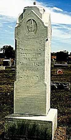 BEVINGTON, MINERVA S. - Wayne County, Ohio   MINERVA S. BEVINGTON - Ohio Gravestone Photos