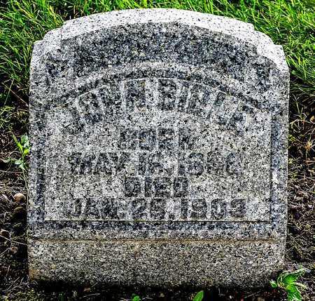 BIDLE, JOHN - Wayne County, Ohio | JOHN BIDLE - Ohio Gravestone Photos