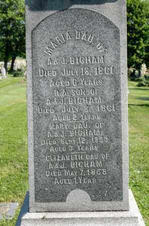 BIGHAM, ROBERT A. - Wayne County, Ohio | ROBERT A. BIGHAM - Ohio Gravestone Photos