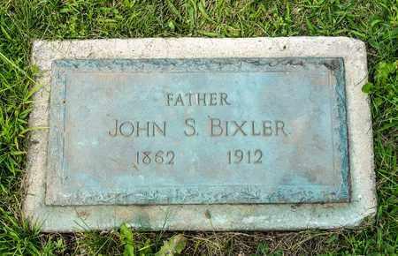 BIXLER, JOHN S. - Wayne County, Ohio | JOHN S. BIXLER - Ohio Gravestone Photos