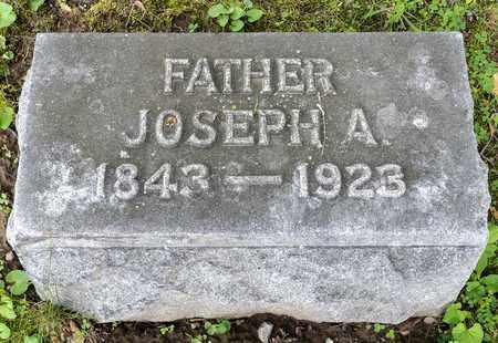 BONEWITZ, JOSEPH A. - Wayne County, Ohio   JOSEPH A. BONEWITZ - Ohio Gravestone Photos
