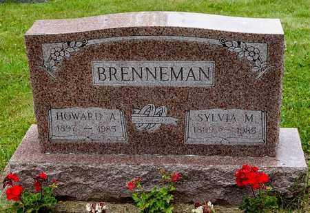 BRENNEMAN, HOWARD A. - Wayne County, Ohio | HOWARD A. BRENNEMAN - Ohio Gravestone Photos