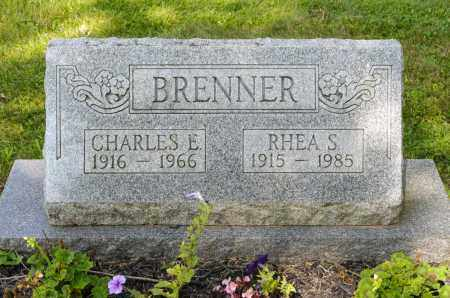 FOX BRENNER, RHEA S. - Wayne County, Ohio | RHEA S. FOX BRENNER - Ohio Gravestone Photos