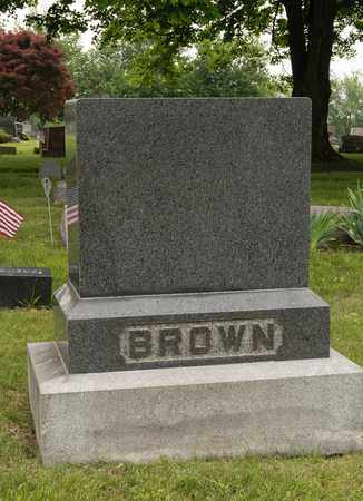 BROWN, HAROLD W. - Wayne County, Ohio | HAROLD W. BROWN - Ohio Gravestone Photos