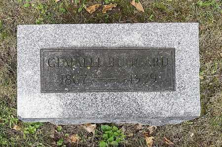 BUNGARD, GEMALLI - Wayne County, Ohio | GEMALLI BUNGARD - Ohio Gravestone Photos