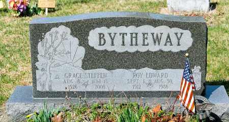 BYTHEWAY, ROY EDWARD - Wayne County, Ohio | ROY EDWARD BYTHEWAY - Ohio Gravestone Photos