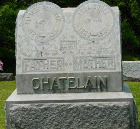CHATELAIN, ULYSSES - Wayne County, Ohio | ULYSSES CHATELAIN - Ohio Gravestone Photos