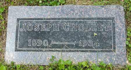CHOLLEY, JOSEPH - Wayne County, Ohio | JOSEPH CHOLLEY - Ohio Gravestone Photos