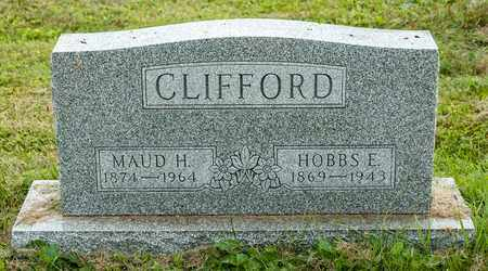 CLIFFORD, HOBBS E. - Wayne County, Ohio | HOBBS E. CLIFFORD - Ohio Gravestone Photos