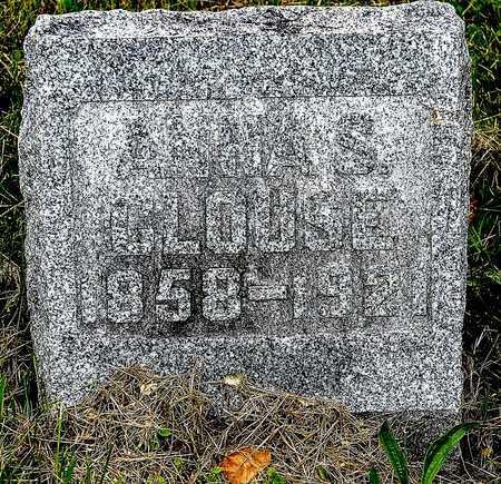 CLOUSE, ANNA S. - Wayne County, Ohio   ANNA S. CLOUSE - Ohio Gravestone Photos
