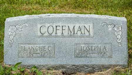 COFFMAN, BLANCHE C. - Wayne County, Ohio | BLANCHE C. COFFMAN - Ohio Gravestone Photos