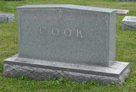 COOK, CLARA ORILLA - Wayne County, Ohio | CLARA ORILLA COOK - Ohio Gravestone Photos