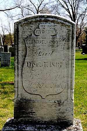 COOK, SAMUEL - Wayne County, Ohio | SAMUEL COOK - Ohio Gravestone Photos