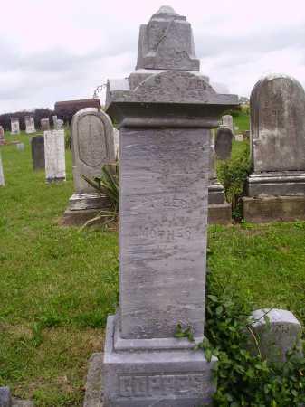COPPES FAMILY, MONUMENT - Wayne County, Ohio | MONUMENT COPPES FAMILY - Ohio Gravestone Photos