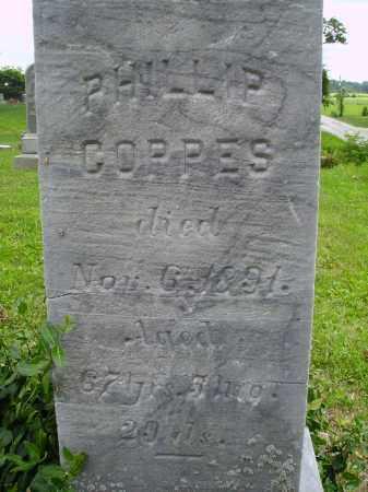 COPPES, PHILLIP - Wayne County, Ohio | PHILLIP COPPES - Ohio Gravestone Photos