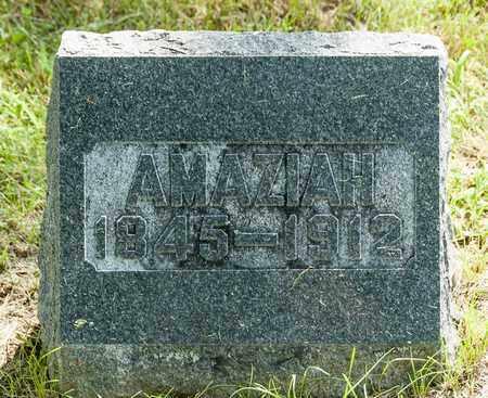 CORE, AMAZIAH - Wayne County, Ohio   AMAZIAH CORE - Ohio Gravestone Photos